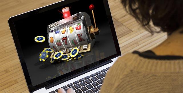 Bermain Judi Mesin Slot Online